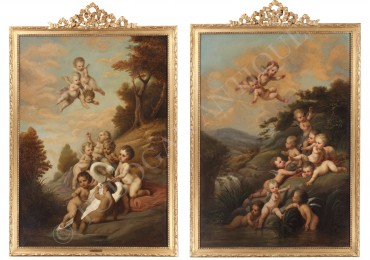 Putti-playing-paintings