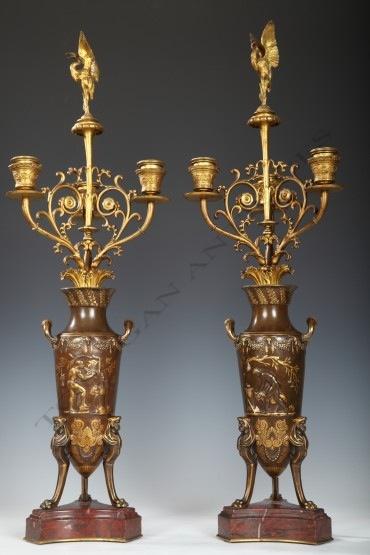 /f-levillain-et-f-barbedienne-paire-de-vases-candelabres-neo-grecs