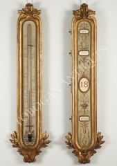 F. LinkeThermometer and perpetual calendar
