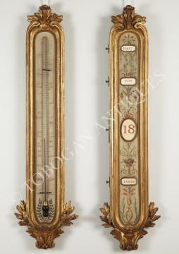 F. Linke<br />Thermomètre et calendrier
