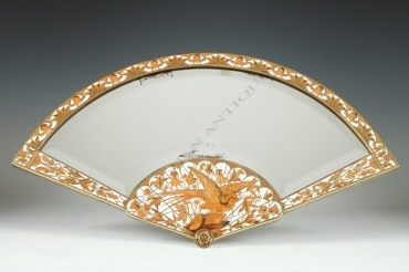 f-duvinage-a-giroux-miroir-de-table-japonisant