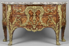 Commode Cressent Muette Louvre