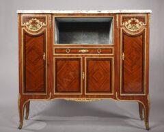 Meuble d'appui – attribué à P. Sormani – Tobogan Antiques – Antiquaire Paris 8ème-5