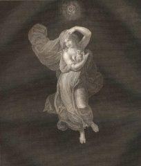 Raphael Ora Quarta di Notte, Print British Museum 1875,0710.2963 2