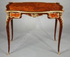 J.-E. Zwiener  Table de Salon