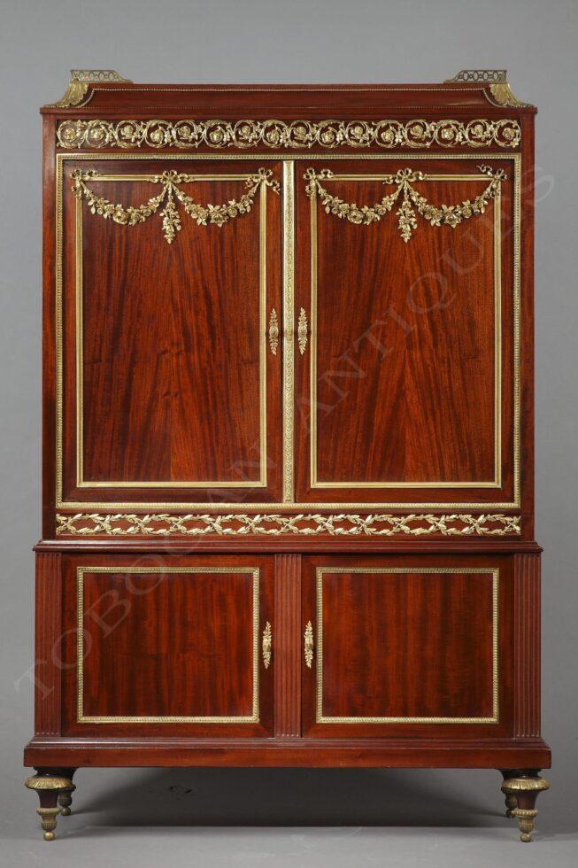 P. Sormani <br/> Charmant cabinet