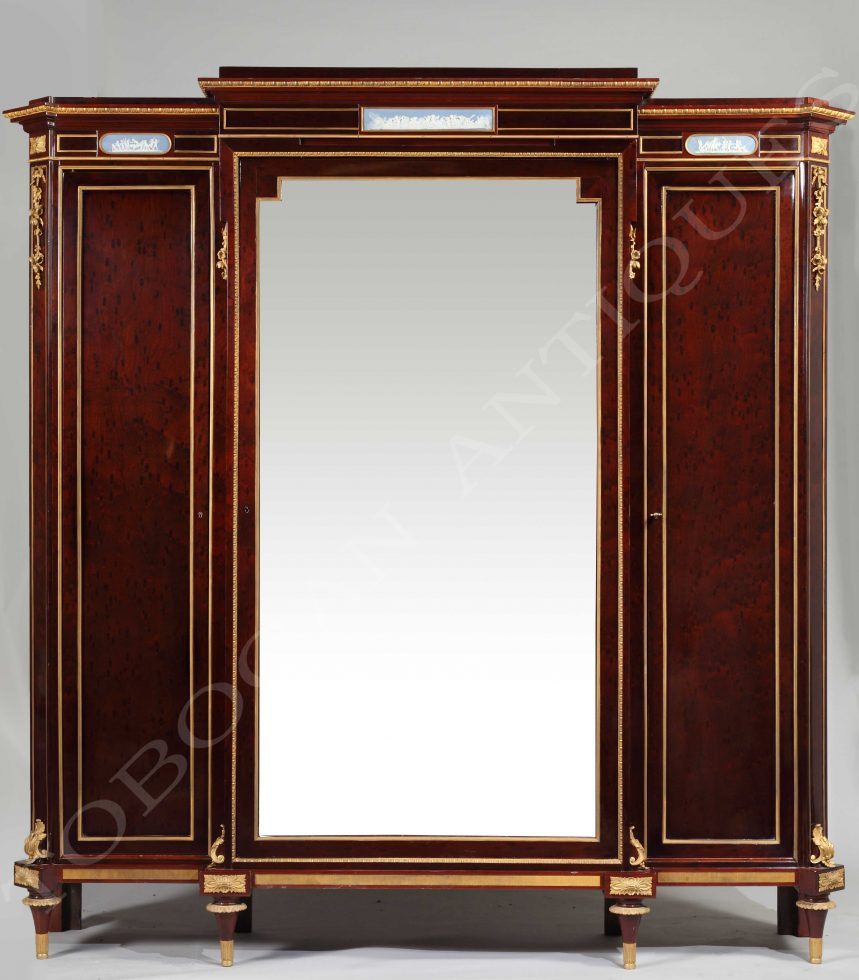 A French Bedroom Set <br/> A. Krieger