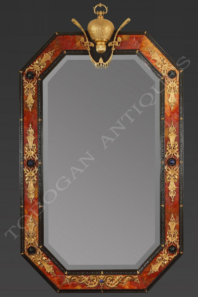 "Illuminating Mirror <br/> ""Byzance"""