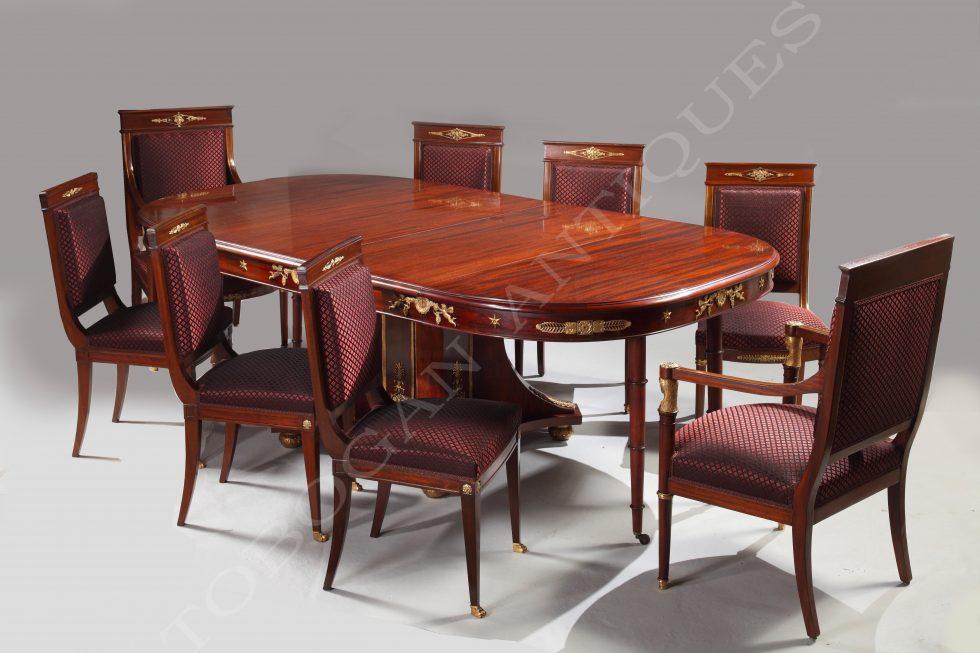 Mercier Frères <br/> A Dining Room