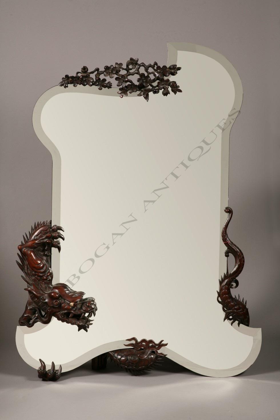 G. Viardot<br />Miroir Japonisant