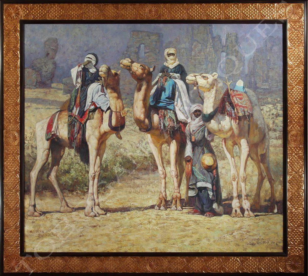 The Tuaregs