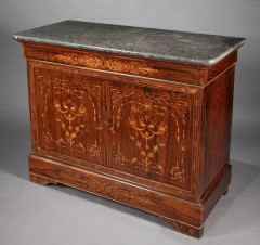 A Charles X Period Commode
