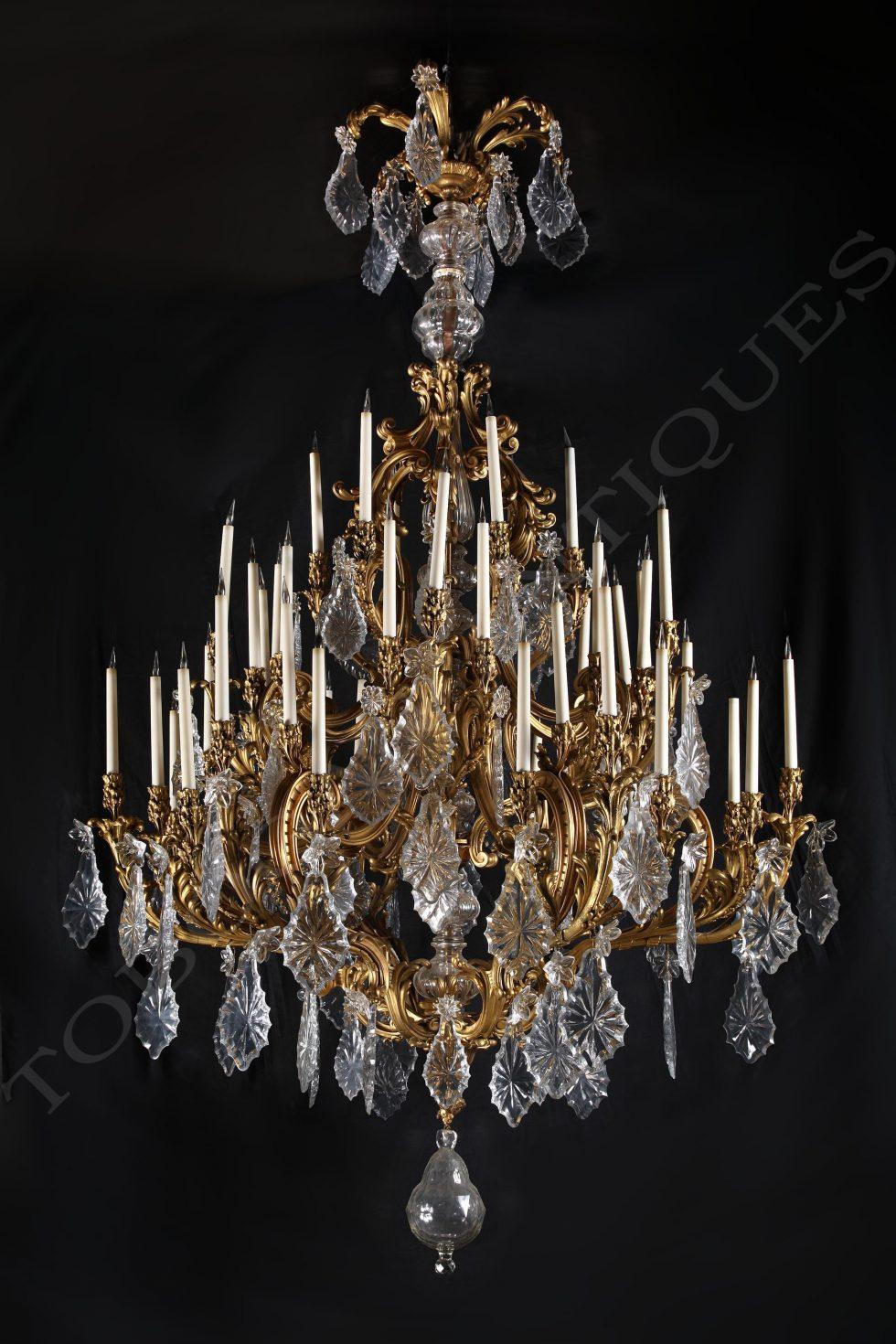Baccarat <br/> Exceptionnel lustre
