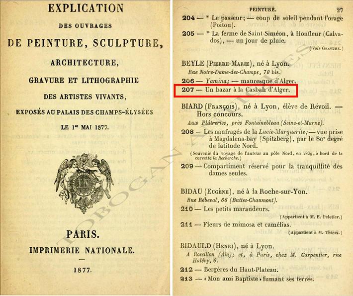 Beyle Salon 1877
