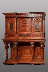 Quignon  Cabinet Néo-Renaissance