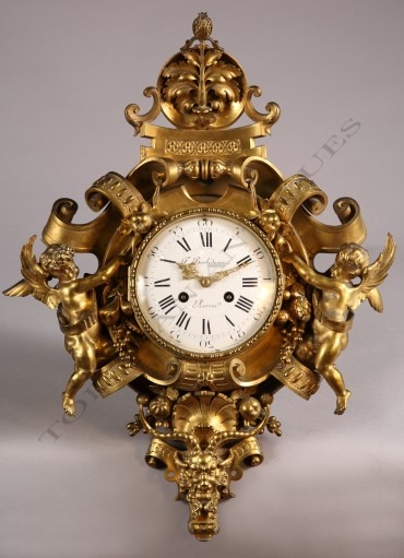 Barbedienne-Renaissance-clock