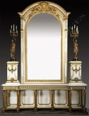 F. Barbedienne  Magnifique Console