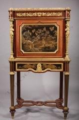 A.E. BeurdeleySecrétaire de style Louis XVI