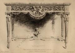 Table de milieu Beurdeley Tobogan Antiques Paris antiquités XIXe siècle