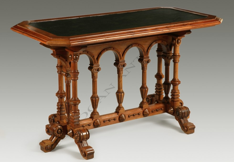 A Rare Neo-Renaissance <br/> Table