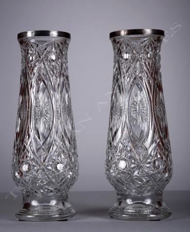 crystal-vases