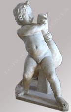 Paire de candélabres neo-Grecs bronze Paillard Tobogan Antiques Paris antiquités XIXe siècle