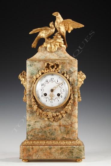 bronze-clock