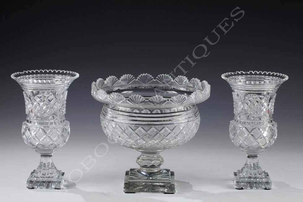 Baccarat <br/> Crystal set