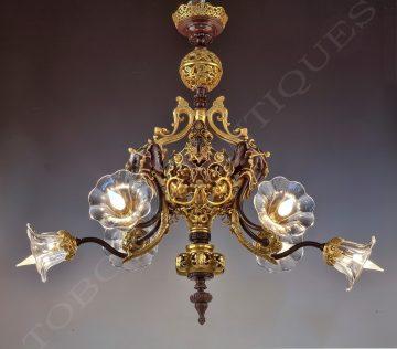 Marnyhac <br/> Rare lustre orientalisant