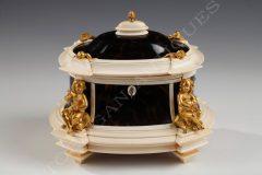 A. Giroux  A rare jewel casket