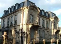 Paire de grilles d'intérieur Tobogan Antiques Paris antiquités XIXe siècle2