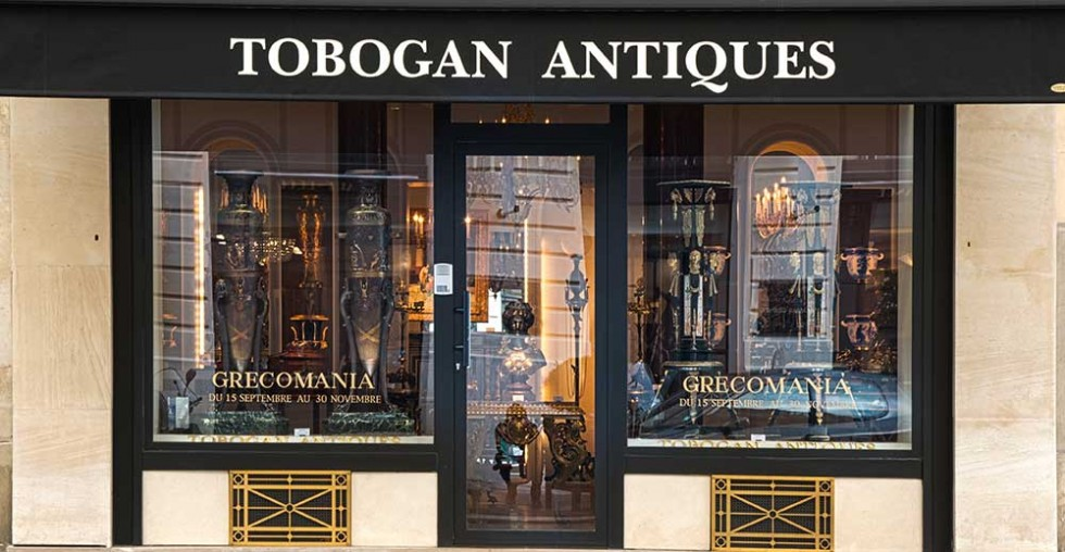 Tobogan Antiques