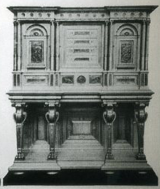 Appui-doc-Cabinet-NeoRenaissance-Tobogan-Antiques-Paris