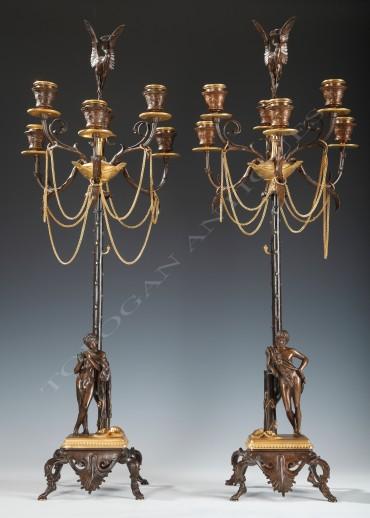 f-levillain-et-f-barbedienne-paire-de-candelabres-neo-grecs