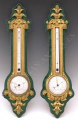 H. Dasson  Baromètre thermomètre